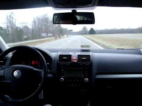 2006 Volkswagen Jetta 5-Speed Test Drive