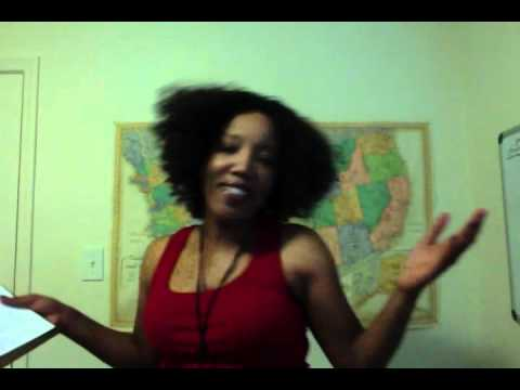 Any Given Sunday Monologue performed by Tiffany Herndon Chambers Part 1