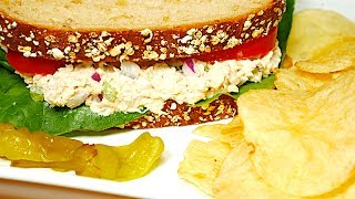 Classic Tuna Salad Recipe