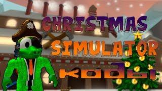 North Pole Simulator 🎅!  ДОСТАВКА ПОДАРКОВ! ROBLOX SIMULATOR
