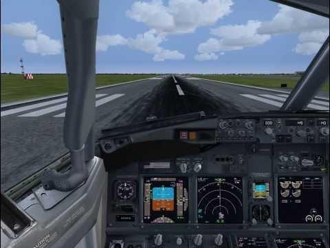FSX VATSIM PMDG NGX American Airlines Departing Orlando airport to Jacksonville KMCO-KJAX VATUSA