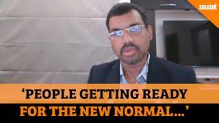 'Plan for 4 months of Diwali': Salesforce's Dulles Krishnan on Covid & demand