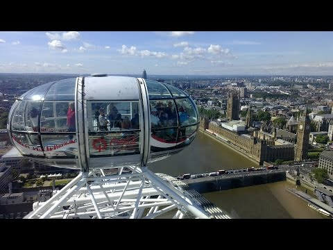 London Eye 2016 Ride