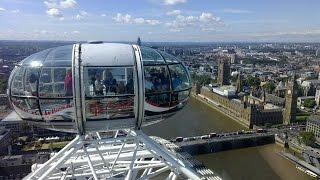 London Eye 2016 Ride