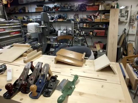 woodworking jigs and fixtures for the workbench