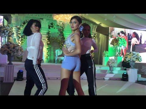 """Bianca Umali Dances """"Havana"""" And """"Mi Gente"""""""