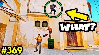 New MIRAGE 300 IQ PIXEL SPOT ! - CS:GO BEST ODDSHOTS #369