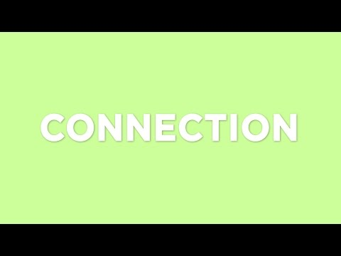 Global Values: CONNECTION