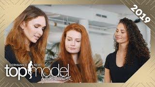 Styling Challenge mit Anna, Betty & Jana: Wer gewinnt die Challenge?   GNTM 2019   ProSieben