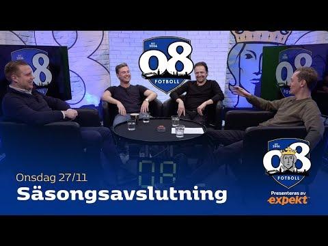 08 Fotboll: Säsongsavslutning