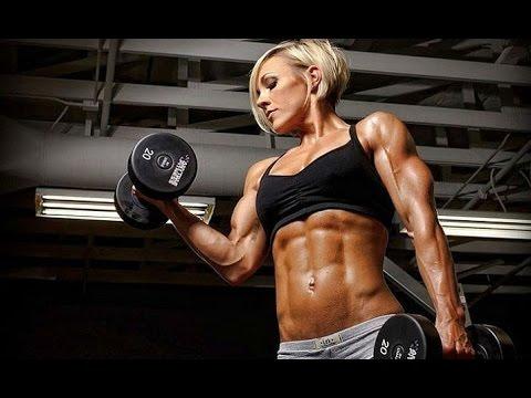 Фитнес мотивация для девушек и женщин  Стройная фигура