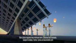 Tesco Mobile TV Advert - June 2010 12 month Contracts