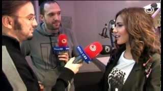 Cheryl Cole On O3 Austria Top 40 - February 2010.wmv