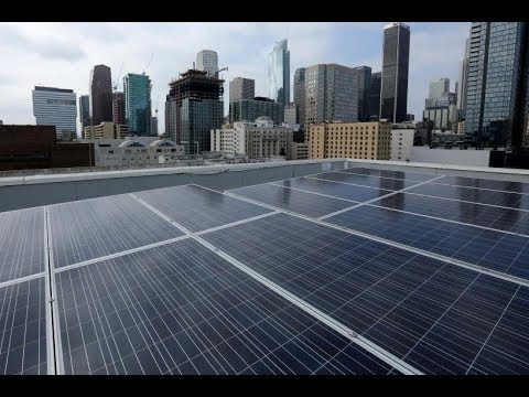 U S  trade panel recommends varying solar panel import restrictions