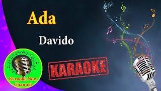 [Karaoke] Ada- Davido- Karaoke Now