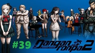 TRAPPED BY THE OCEAN SCENT [Part 39] Danganronpa 2 Goodbye Despair Blind