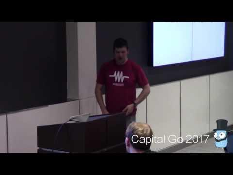 Capital Go 2017 - Buffalo: Rapid Web Development in Go by Mark Bates