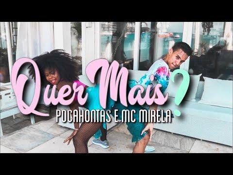Quer mais ? MC Pocahontas ft Mc Mirella Coreografia Thi  NLiFe
