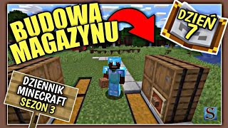 Dziennik z Minecraft (PL) Beczki - Sezon 3 Dzień 7