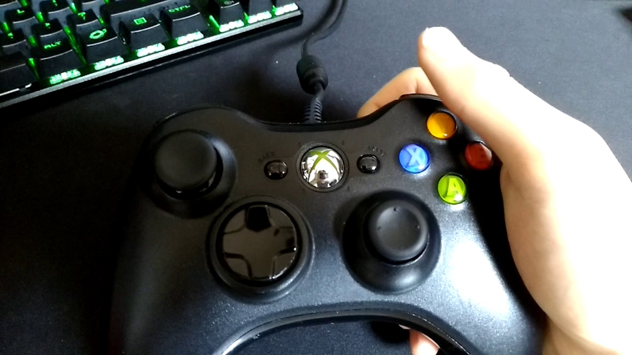 Xbox 360 Wired Controller Pc Blinking: xbox 360 wired controller fix in 2 seconds - YouTuberh:youtube.com,Design