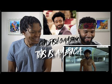 Childish Gambino - This Is America (Official Video) | FVO reaction