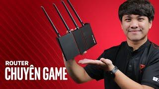 Gaming Router 2021 là phải xịn…