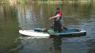 Wearing a wetsuit paddleboarding, take Tashs advice ?