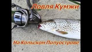 Ловля Кумжи на Кольском Полуострове Рыбалка в Мурманске на Кумжу Рыбалка 2020 Осень