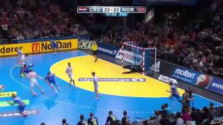 Top 5 plays for January 27 | IHFtv - France 2017 Men