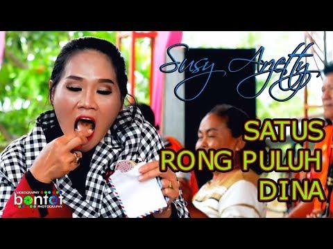 SUSY ARZETTY - SATUS RONG PULUH DINA - PUTRI NADA SEXY 2019 (BONGAS) - BONTOT RECORDS