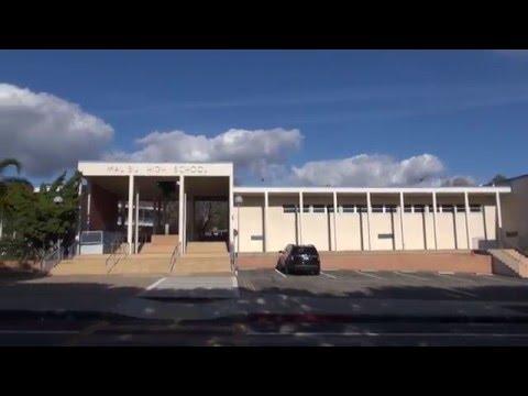 Malibu Park Junior High (Now Malibu High School)