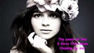Lyrics Gabrielle Aplin - The Power Of Love