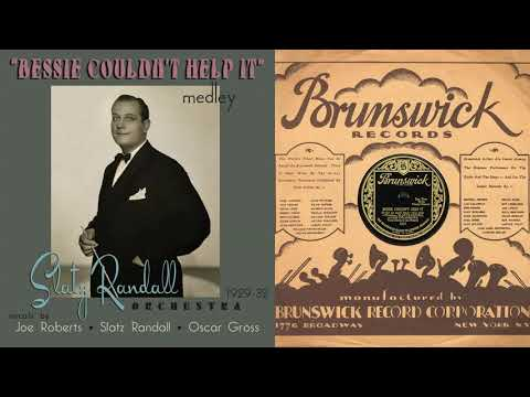 1929, Got A Great Big Date, Hello Gorgeous, Blame It On The Moon, Slatz Randall Orch. HD 78rpm