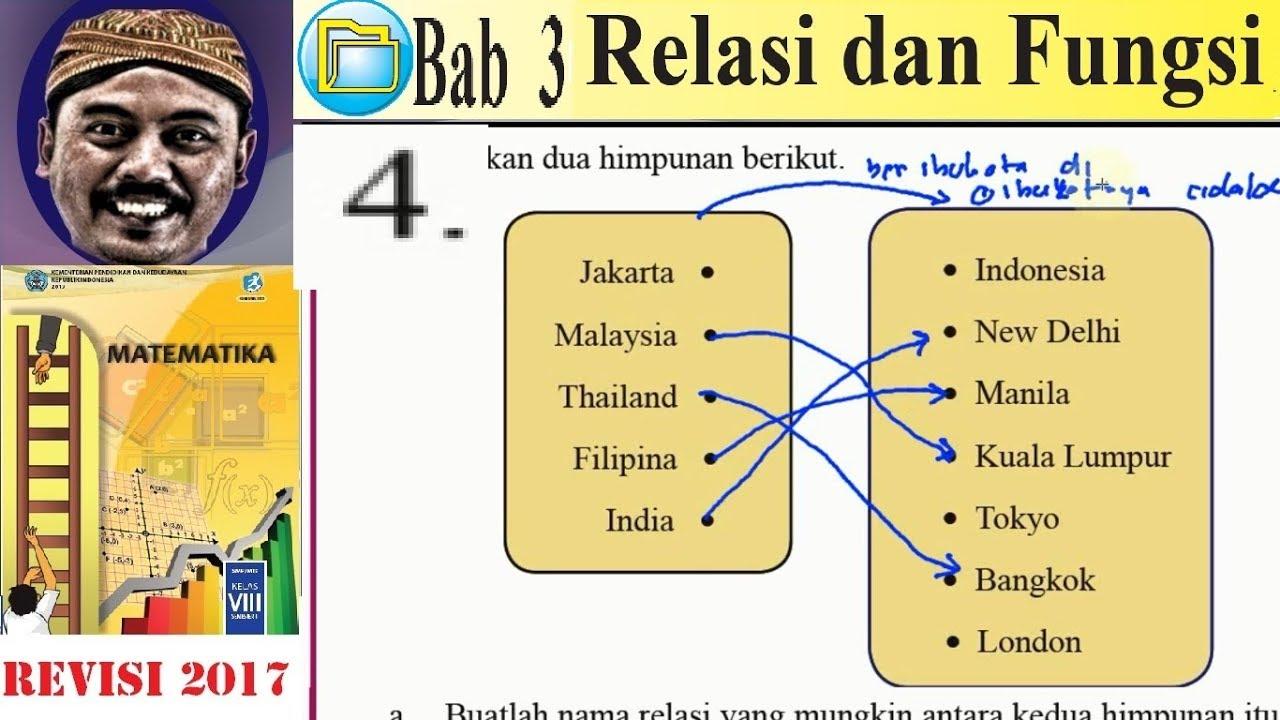Relasi dan fungsi matematika kelas 8 bse k13 rev 2017 lat 31 relasi dan fungsi matematika kelas 8 bse k13 rev 2017 lat 31 no 4 diagram panah ccuart Choice Image