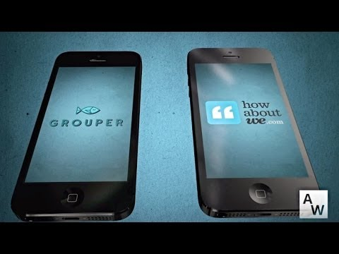TechCheck: Grouper v. HowAboutWe: Which Site Is Best for Orgies...er...I mean Group Dates