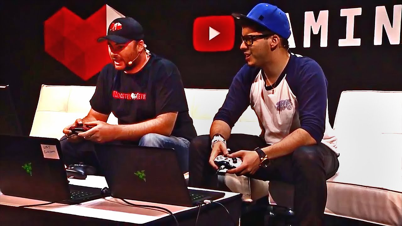 GTA 5 LIVE!! Full E3 2015 Live Stream w/Typical Gamer at Youtube Gaming Stage (GTA 5 Funny Moments)