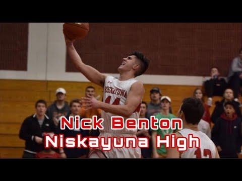 Nick Benton #44 Niskayuna H.S. (Junior Mix)