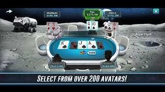 HD Poker - Texas Holdem Free Poker Game