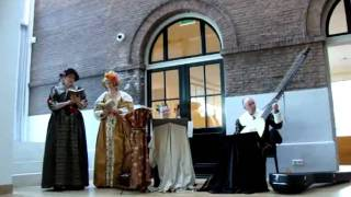 CLARA OSCURA in het Dordrechts Museum, 26-12-2010 - Een Kindeleyn soo lobentlijck (DIES EST LETITIE)
