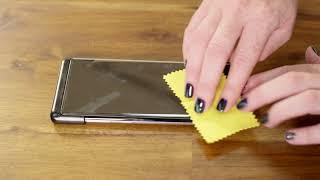 OtterBox | Samsung Galaxy Note8 Alpha Glass Installation