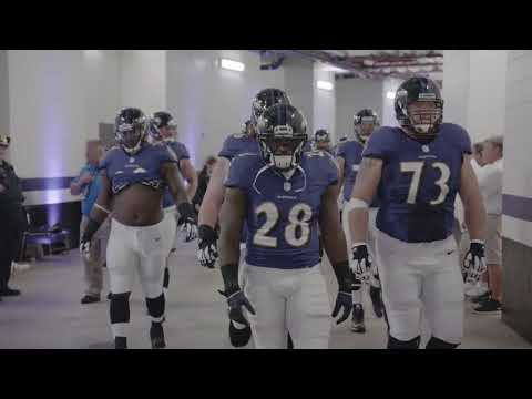 Our Moment Baltimore Ravens 2017 Hype