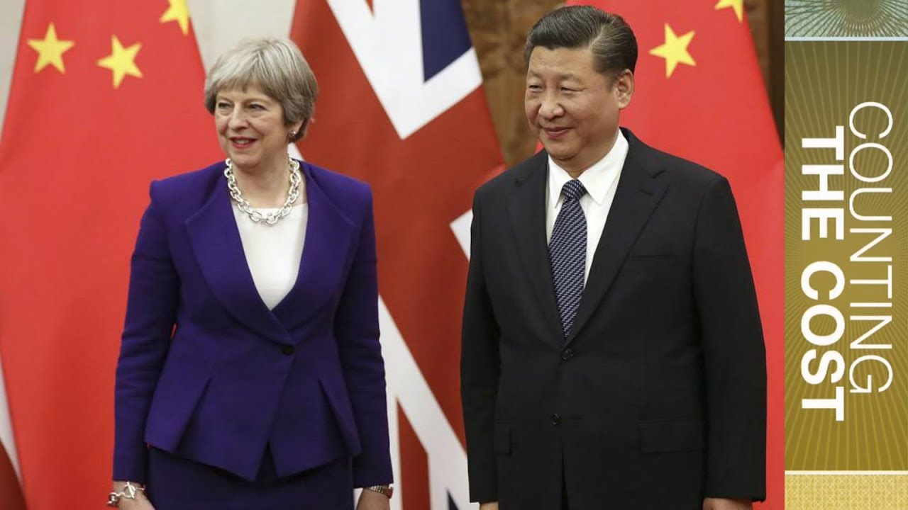 🇨🇳 🇬🇧 Why post-Brexit UK is 'less attractive' for China | Counting the Cost