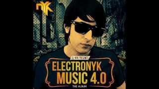 Daft Punk Get Lucky ( Dj NYK ) Remix