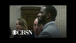 R. Kelly pleads not guilty to 11 new felony charges
