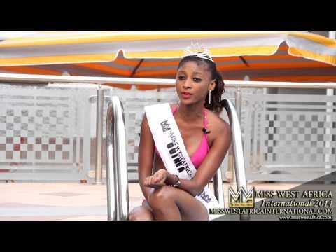 Miss West Africa Guinea 2014 Profile VIdeo