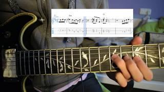 Gitara solo de Ĉu vi kontentas (LPG)