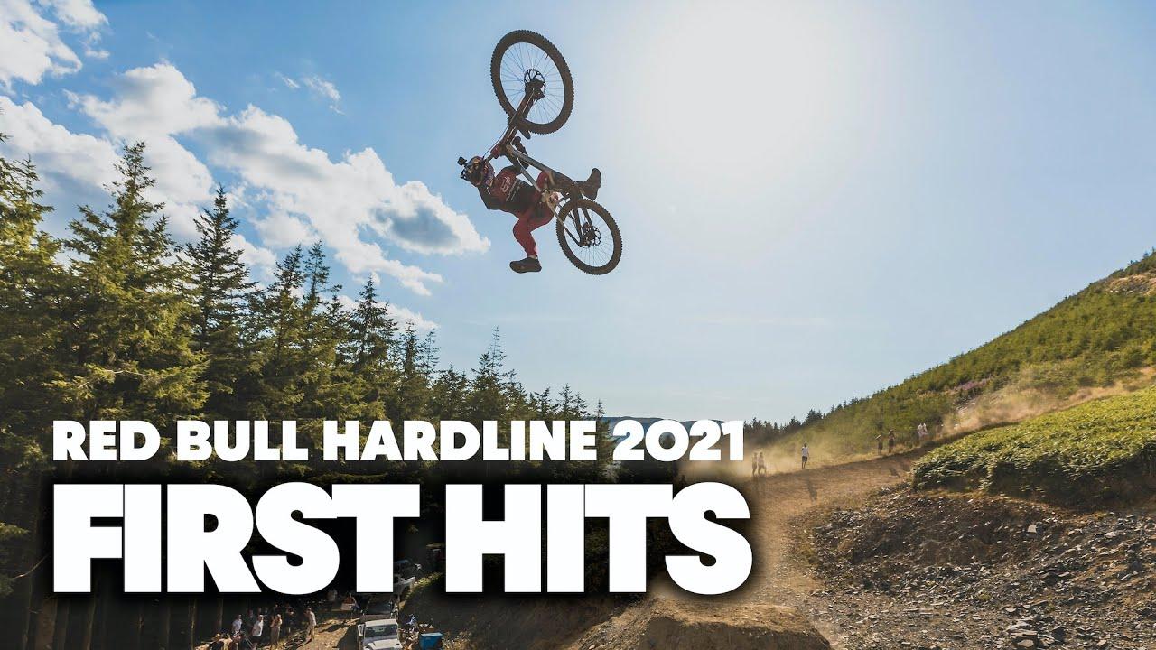 First Hits of the Week Red Bull Hardline 2021   Red Bull Hardline 2021