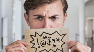 Health Benefits To Using Profanity?? F*@# Yeah! thumbnail