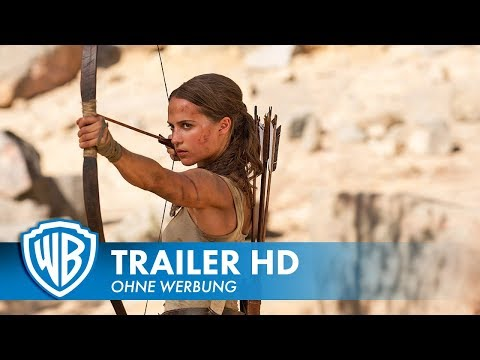 TOMB RAIDER - Trailer #2 Deutsch HD German (2018)