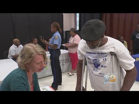 Community Comes Together To Support And Protect Philly's Seniors
